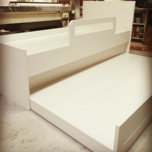Trundle Bed - Open