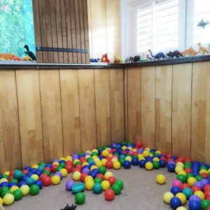 Wall Paneling for Kids Room