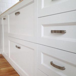 Cabinets with Door Profiling