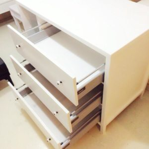 Soft closing Blum runners
