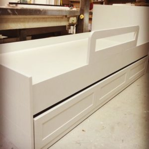 Trundle Bed - Closed