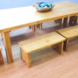 Children's Farmhouse Table Set