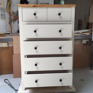 Chest of Drawers (Inset)