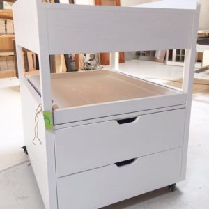 2 Layer Changing Table