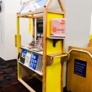 Book Station - Side View