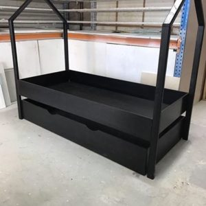 House Frame Trundle Bed