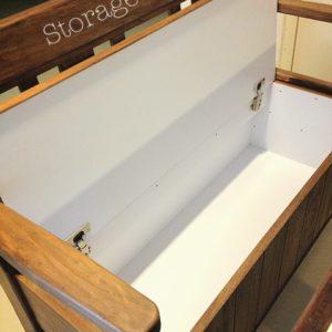 Storage Bench with Storage (Open)