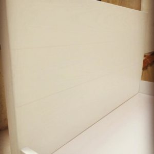 Storage Bed - Headboard