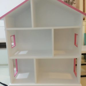 Dollhouse Shelving Unit