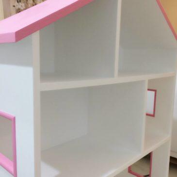 Doll House Shelves