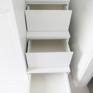 All-in-One Loft Bed - Storage Staircase