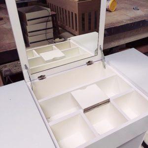 Closer Look at Make Up Compartments