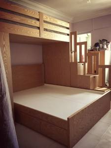 Mixed Sized Bunk Bed