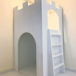 Castle Playhouse with ladder