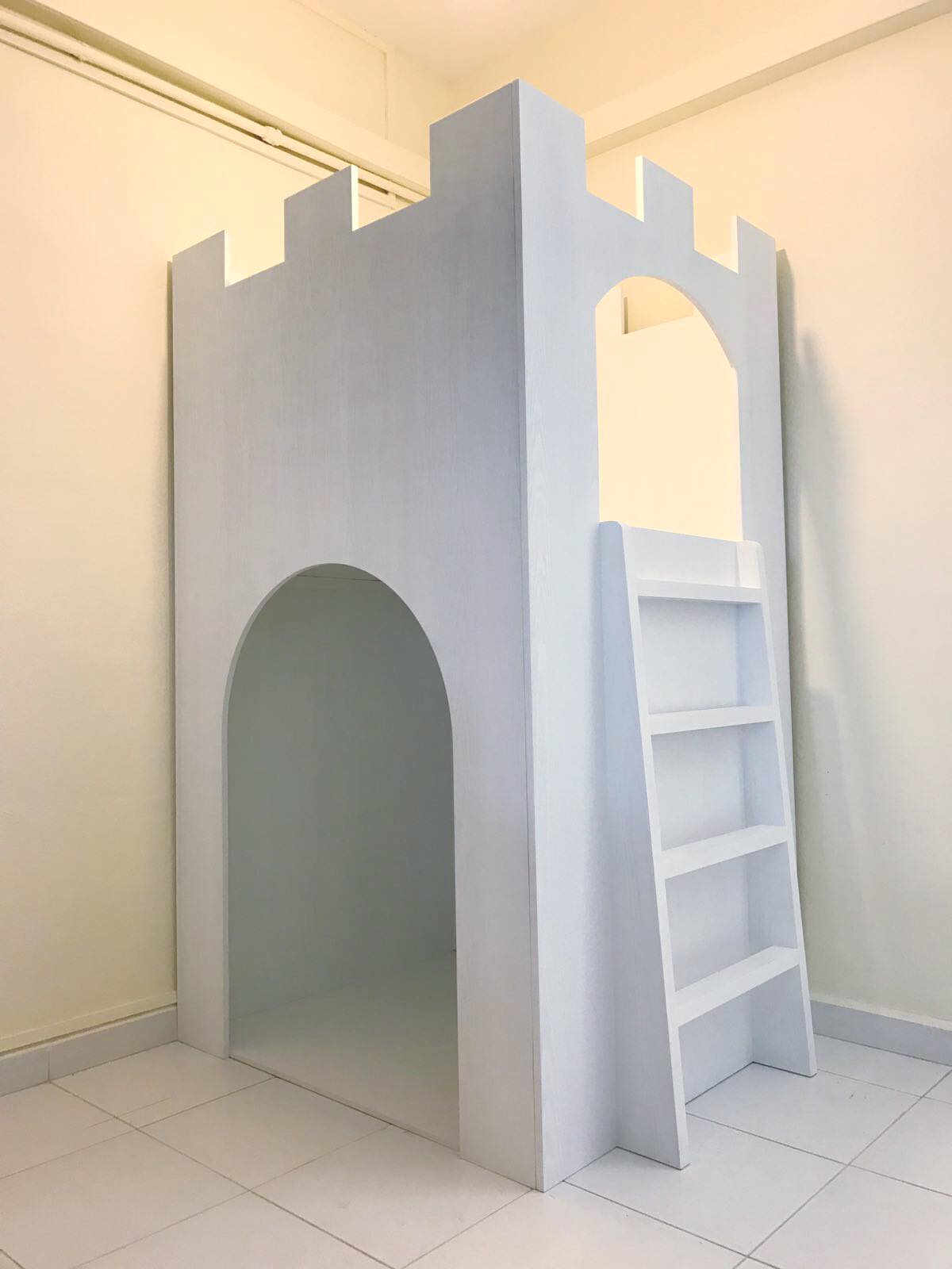 Castle Playhouse | Custom Kids Furniture in Singapore | Design Your ...