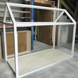 Montessori Bed - White Finish