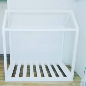Montessori  Bed with Slated Base