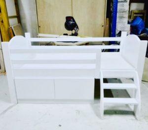 Mini Loft Bed