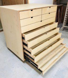 Multi Tier Dresser