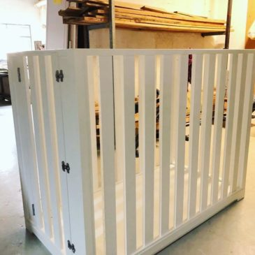 Tall Cot Bed